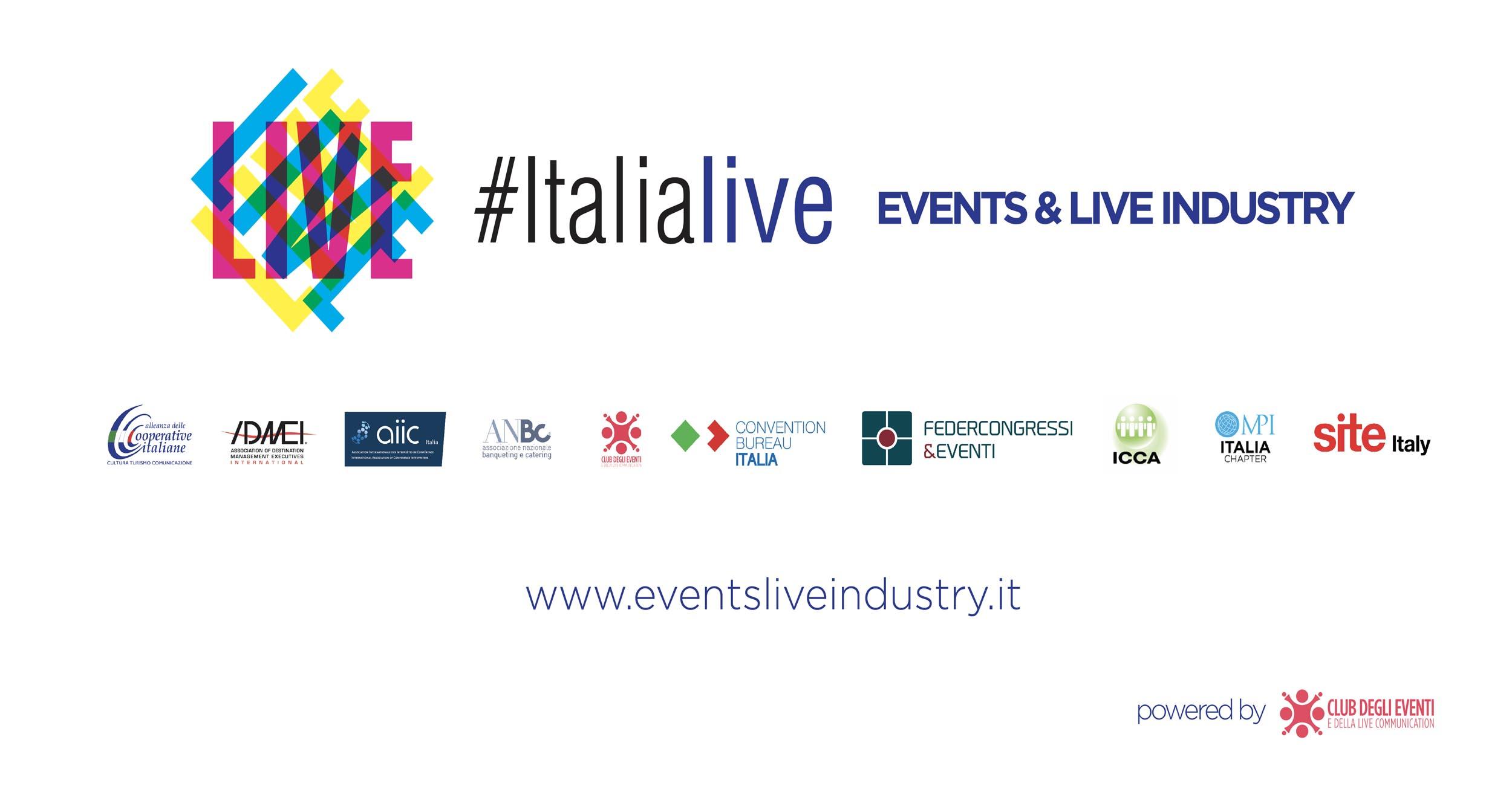 È partita #italialive. Fai sentire la tua voce